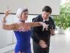 Ina & Gunter Reichel vom Tanzsportcenter Hoyerswerda