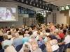 Über 200 Gäste im Sparkassensaal