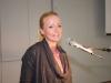 Bloggerin und Gastrednerin Nadin Eule-Mau aus Berlin