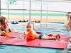 Babyschwimmen in Hoyerswerda bei der FSG Medizin, Foto: Gernot Menzel