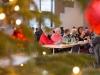 gut besucht - die Vereinsweihnachtsfeier