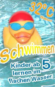 Schwimmen lernen, Schwimmkurs in Hoyerswerda, FSG + Lausitzbad