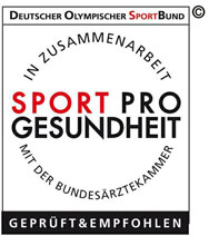 Sport Pro Gesundheit, Deutscher Olympische Sportbund DOSB