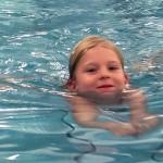 Schwimmen lernen, Kinderschwimmkurs in Hoyerswerda