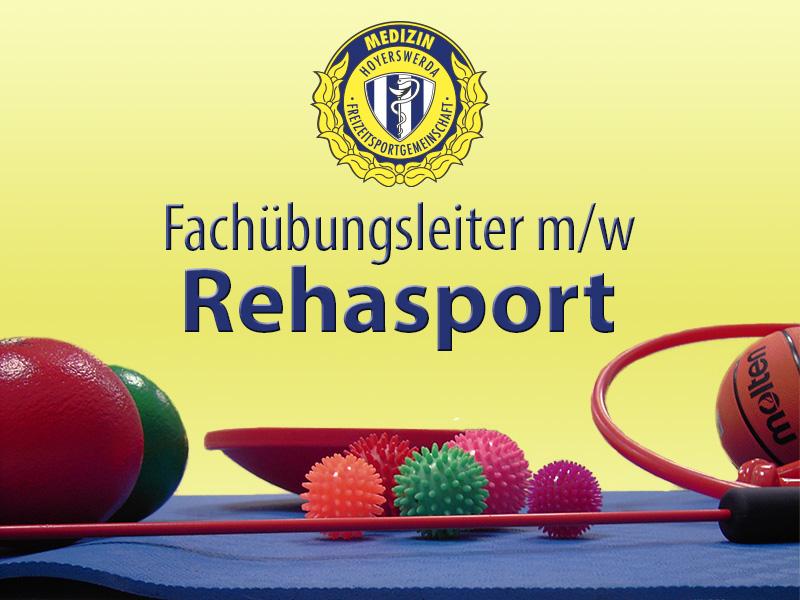 Übungsleiter Rehabilitationssport in Hoyerswerda
