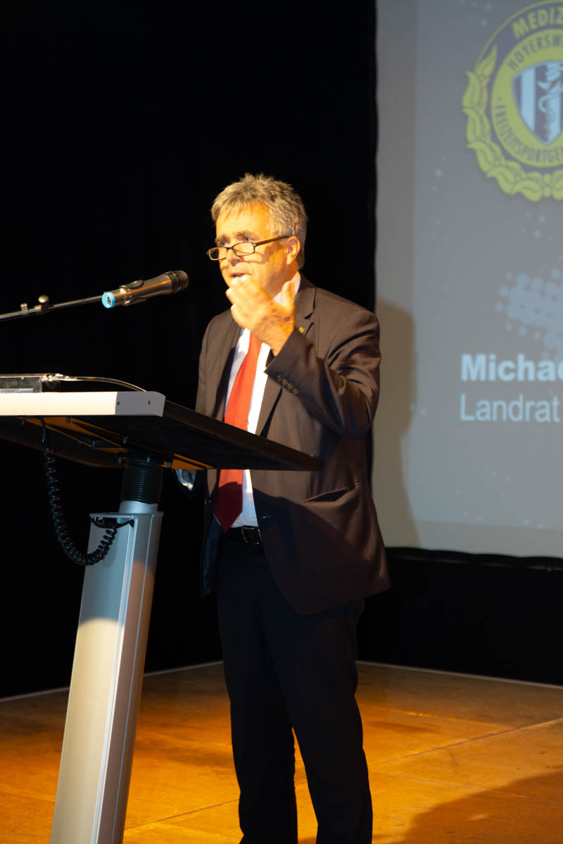 Landrat Michael Harig