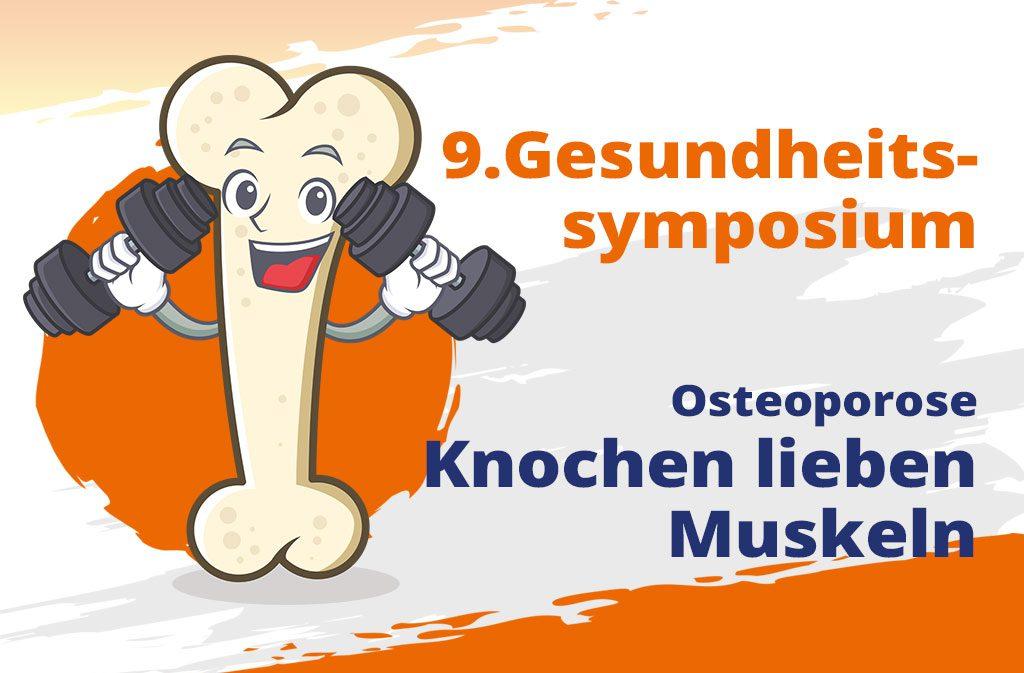 Gesundheitssymposium Osteoporose