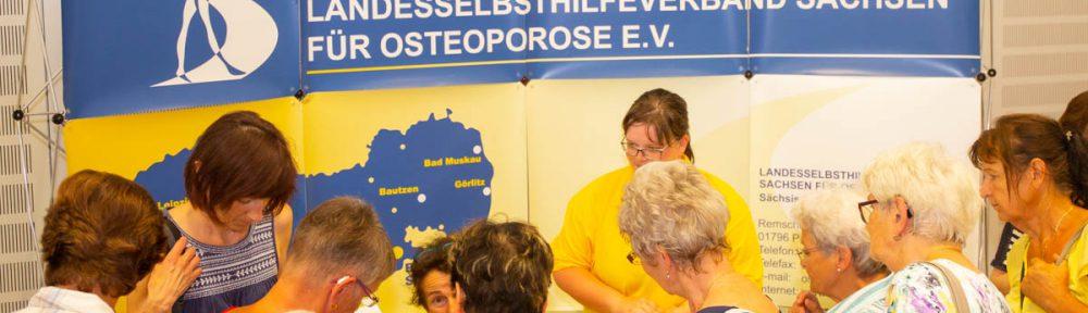 Osteoporose vorbeugen in Hoyerswerda