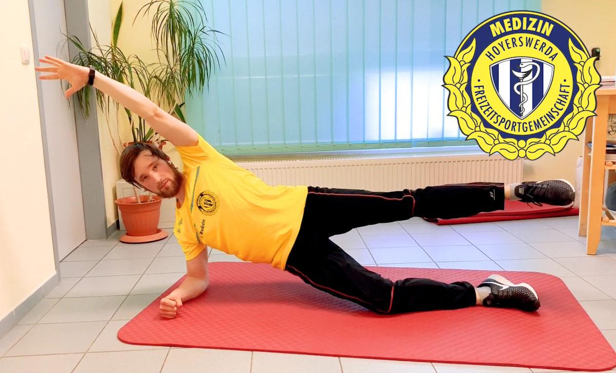 Fitness für zu Hause